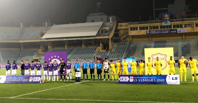 VPF đề xuất các phương án tổ chức phần còn lại mùa giải 2020 của bóng đá Việt Nam - Ảnh 1.