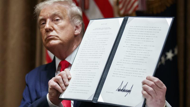 50 tập đoàn công nghệ phản đối ngừng cấp thị thực cho lao động nước ngoài tại Mỹ - Ảnh 1.