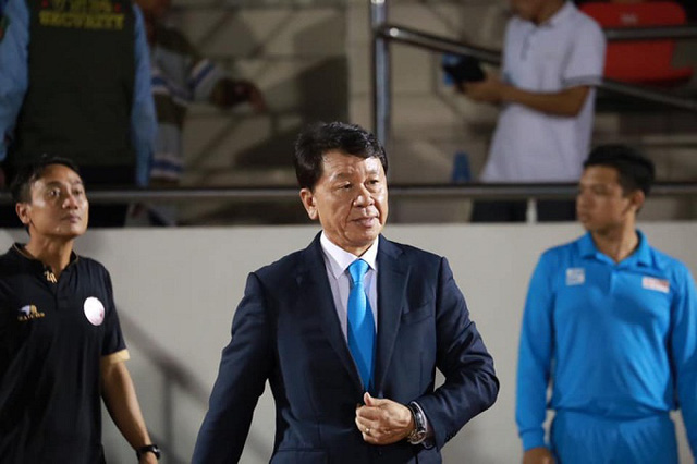 Ông Chung Hae Soung có thể trở lại làm HLV trưởng CLB TP. Hồ Chí Minh - Ảnh 1.