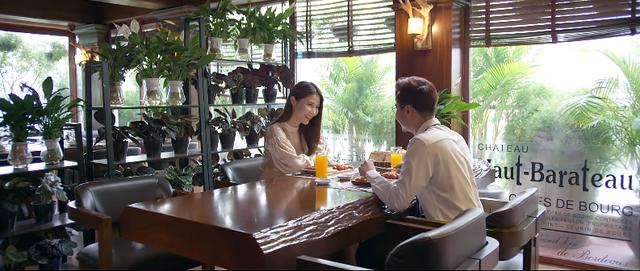 Tình yêu và tham vọng - Tập 44: Hẹn hò với Linh, Sơn thả thính dẻo quẹo - Ảnh 1.