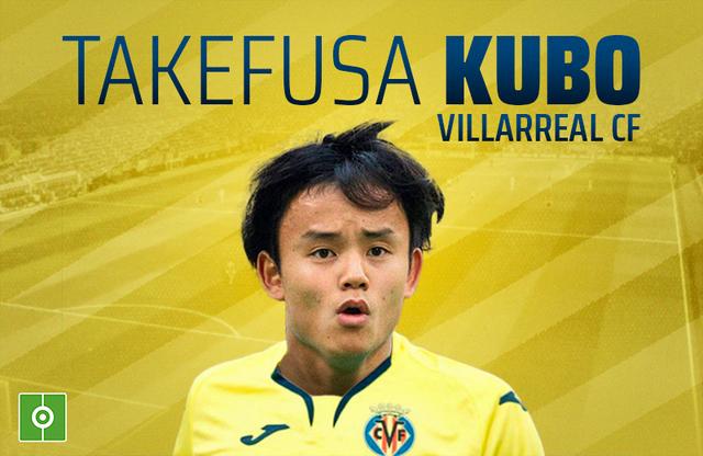 Messi Nhật Bản Takefusa Kubo ký hợp đồng với Villarreal - Ảnh 2.