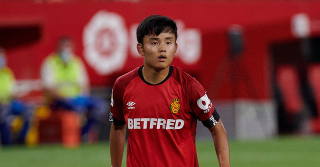 Messi Nhật Bản Takefusa Kubo ký hợp đồng với Villarreal - Ảnh 1.