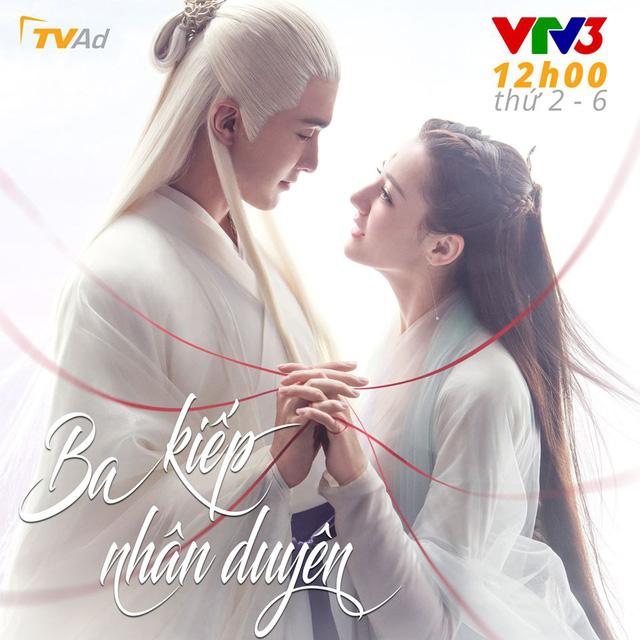 Phim mới Ba kiếp nhân duyên lên sóng VTV3 từ hôm nay - Ảnh 11.