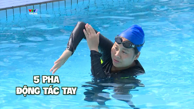 Hè vui khỏe số 14: Tất tần tật về bơi trườn sấp bạn cần biết! - Ảnh 2.