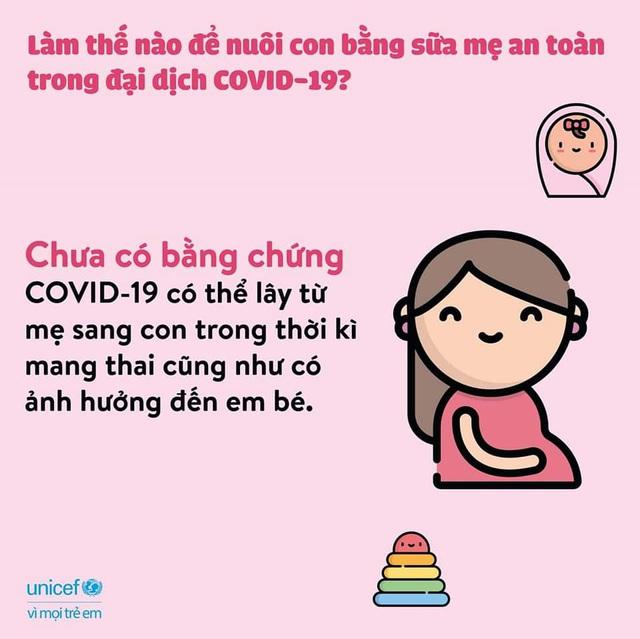 Nuôi con bằng sữa mẹ trong bối cảnh dịch COVID-19 - Ảnh 4.