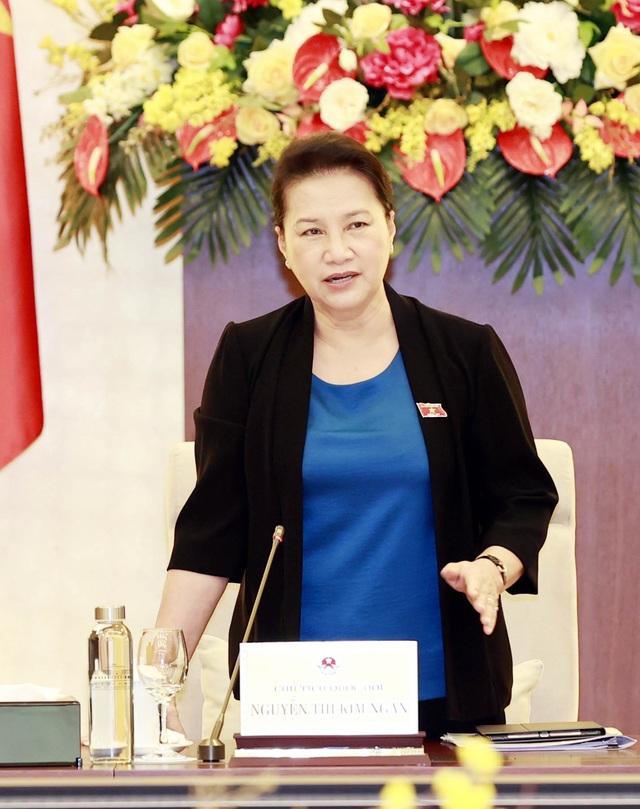 Bế mạc Phiên họp thứ 47 Ủy ban Thường vụ Quốc hội - Ảnh 1.