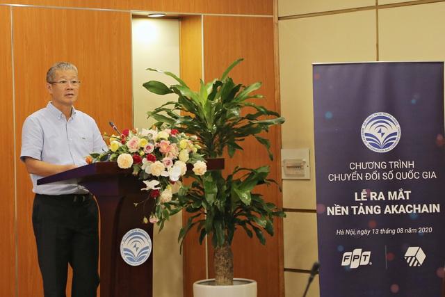 Ra mắt nền tảng công nghệ chuỗi khối Make in Vietnam akaChain - ảnh 1