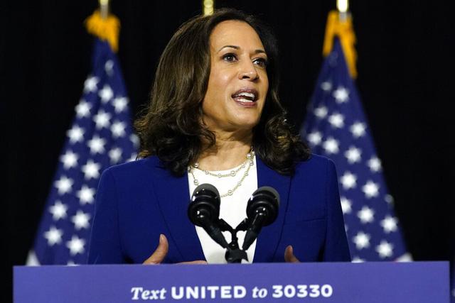 Người Ấn tự hào khi bà Kamala Harris trở thành ứng cử viên Phó Tổng thống tại Mỹ - Ảnh 1.