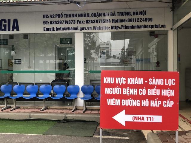 2 bệnh nhân COVID-19 mới ở Hà Nội đều không đến tâm dịch Đà Nẵng - Ảnh 1.