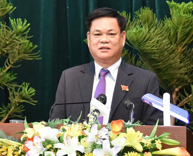 Phê chuẩn kết quả miễn nhiệm Chủ tịch Hội đồng nhân dân tỉnh Phú Yên - ảnh 1