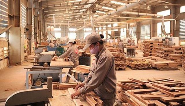 """Xuất khẩu gỗ """"lội ngược dòng"""", khôi phục đà tăng trưởng - Ảnh 1."""