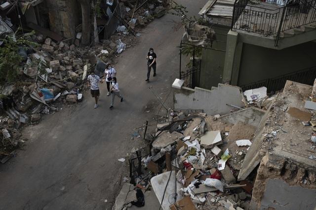 FBI tham gia điều tra vụ nổ kho hóa chất tại cảng Beirut, Lebanon - Ảnh 1.
