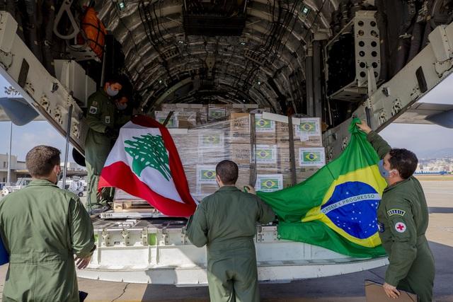 FBI tham gia điều tra vụ nổ kho hóa chất tại cảng Beirut, Lebanon - Ảnh 2.