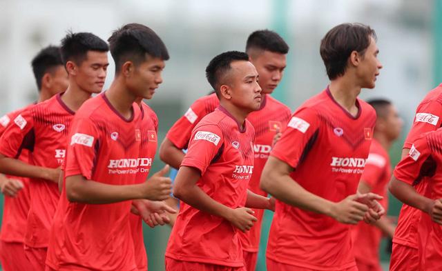 HLV Park Hang-seo: Tập trung toàn lực cho mục tiêu World Cup - Ảnh 1.