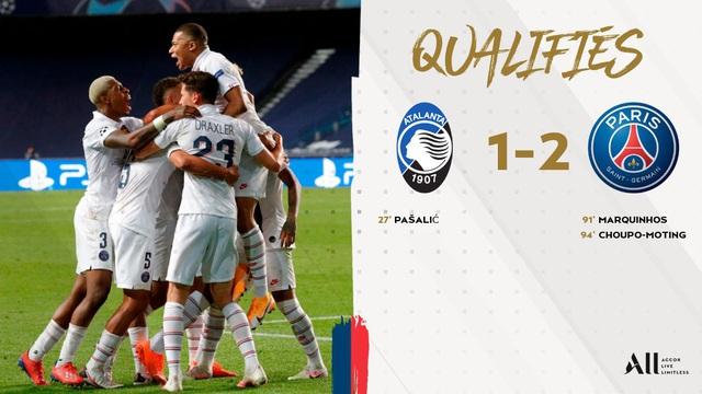 Xác định cặp đấu đầu tiên tại bán kết UEFA Champions League - Ảnh 1.