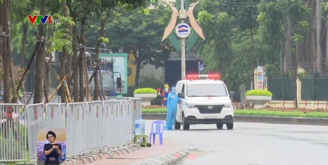 Thực hiện cách ly xã hội, TP Hải Dương lập 17 chốt kiểm dịch ở cửa ngõ - Ảnh 1.