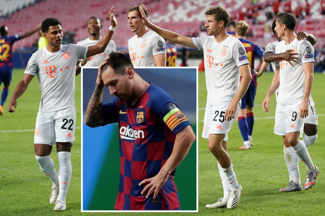 Rio Ferdinand khuyên Messi nên rời khỏi Barcelona - Ảnh 3.