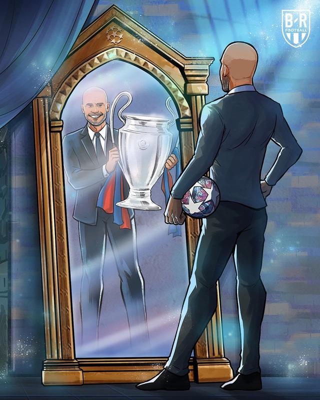 Ảnh chế sau trận Lyon thắng Manchester City - Ảnh 8.