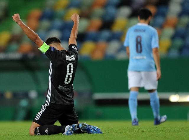Man City gục ngã trước Lyon tại tứ kết Champions League - Ảnh 15.