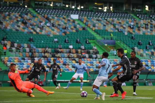 Man City gục ngã trước Lyon tại tứ kết Champions League - Ảnh 2.