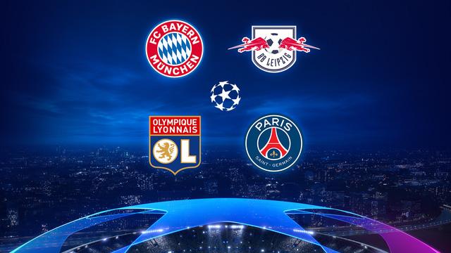 Bán kết Champions League: Ngoại hạng Anh, La Liga và Serie A vắng bóng sau 29 năm - Ảnh 1.