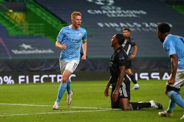 Man City gục ngã trước Lyon tại tứ kết Champions League - Ảnh 8.