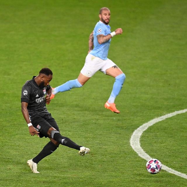 Man City gục ngã trước Lyon tại tứ kết Champions League - Ảnh 9.