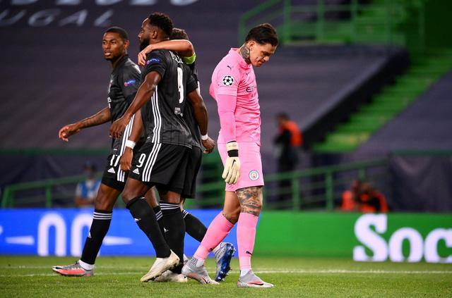 Man City gục ngã trước Lyon tại tứ kết Champions League - Ảnh 13.