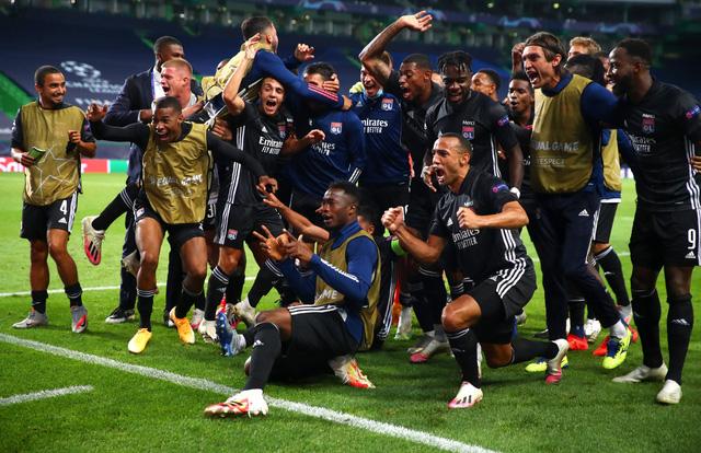 Man City gục ngã trước Lyon tại tứ kết Champions League - Ảnh 19.