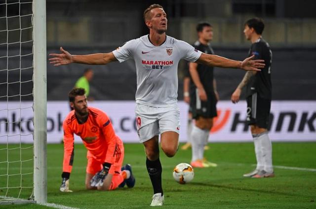 Đánh bại Man Utd, Sevilla lập nên kỷ lục ấn tượng tại UEFA Europa League - Ảnh 1.