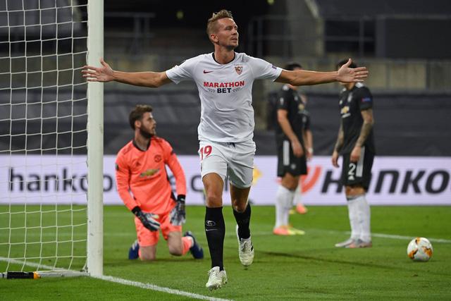 Man Utd dừng bước trước Sevilla, xác định đội đầu tiên vào chung kết Europa League - Ảnh 3.