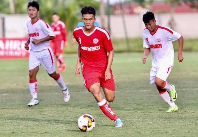 HLV Troussier triệu tập 6 học viên PVF lên U19 Việt Nam - Ảnh 1.