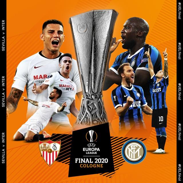 Kết quả bóng đá hôm nay (18/8): Thắng đậm Shakhtar, Inter vào chung kết Europa League - Ảnh 3.