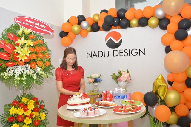 Nội thất NaDu Design khai trương chi nhánh tại Thành phố Hồ Chí Minh - Ảnh 1.