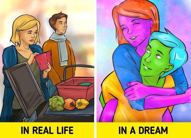 6 điều gần như không bao giờ xuất hiện trong giấc mơ của bạn - ảnh 3