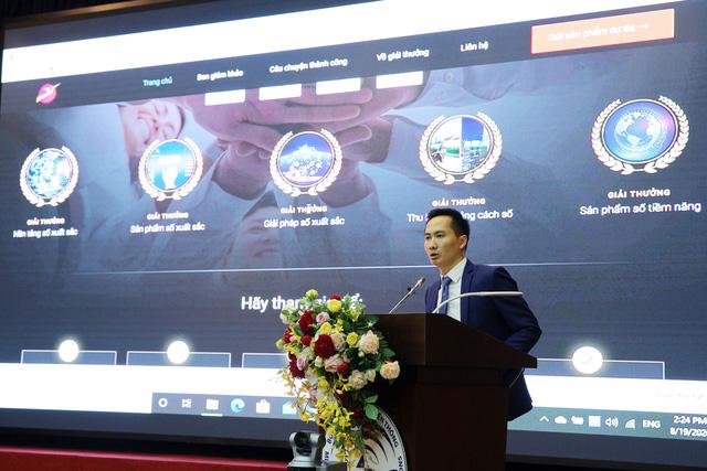 Phát động giải thưởng Sản phẩm công nghệ số Make in Vietnam năm 2020 - Ảnh 3.