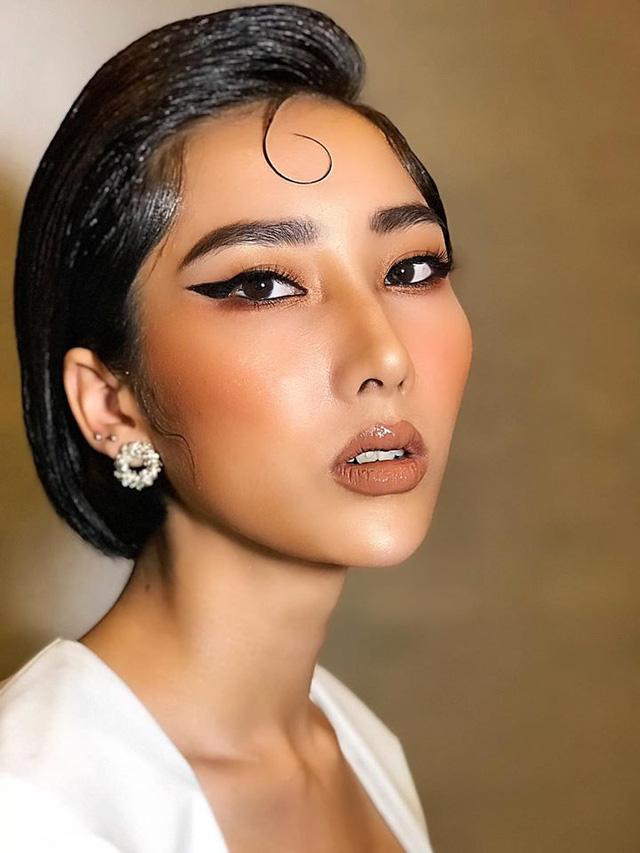 Bản sao Hoàng Thùy dự thi Hoa hậu Việt Nam 2020 - Ảnh 11.