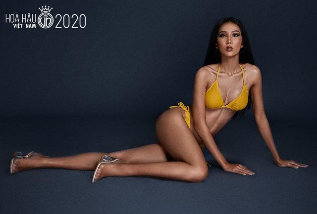 Bản sao Hoàng Thùy dự thi Hoa hậu Việt Nam 2020 - Ảnh 1.