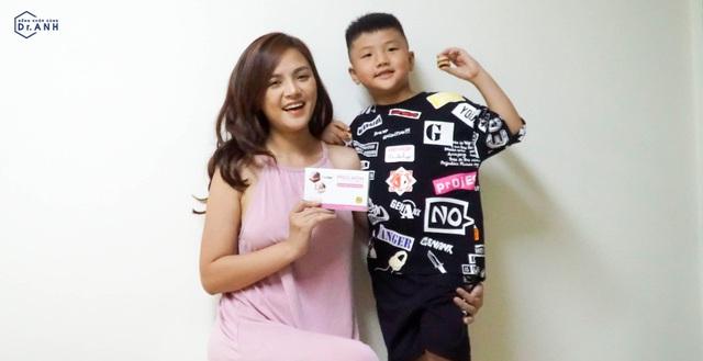 Học ngay cách diễn viên Thu Quỳnh cùng con trai vượt qua nỗi sợ táo bón, biếng ăn - Ảnh 2.