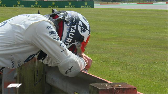 Đua xe F1: Nổ lốp ở vòng đua cuối, Lewis Hamilton vẫn về nhất tại Silverstone - Ảnh 3.