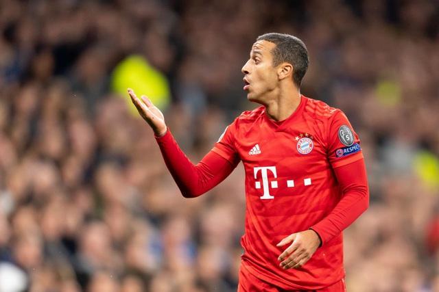 PSG định vượt mặt Liverpool để chiêu mộ Thiago từ Bayern Munich - Ảnh 1.