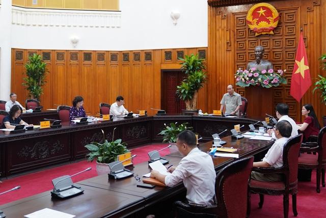 Thủ tướng yêu cầu các bộ, cơ quan ngồi lại với nhau, rà soát kỹ, thống nhất số liệu - ảnh 2