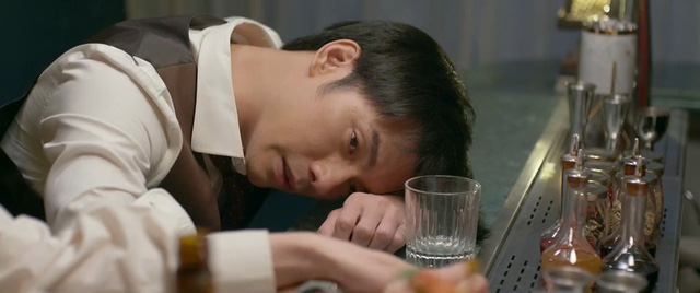 Khóc suốt cả tập 48 Tình yêu và tham vọng, Nhan Phúc Vinh tiết lộ đằng sau giọt nước mắt của nam chính - Ảnh 4.