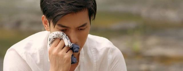 Khóc suốt cả tập 48 Tình yêu và tham vọng, Nhan Phúc Vinh tiết lộ đằng sau giọt nước mắt của nam chính - Ảnh 7.