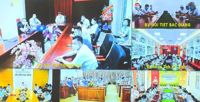 Bệnh viện Nội tiết TƯ bắt đầu khám chữa bệnh từ xa - Ảnh 1.