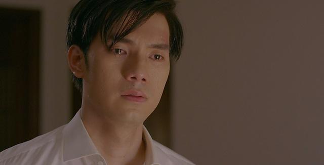 Khóc suốt cả tập 48 Tình yêu và tham vọng, Nhan Phúc Vinh tiết lộ đằng sau giọt nước mắt của nam chính - Ảnh 2.