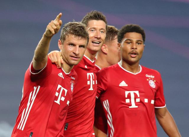 Toàn thắng 10 trận, Bayern Munich đi vào lịch sử Champions League - Ảnh 2.