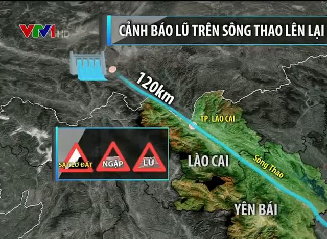 Trung Quốc xả lũ thượng nguồn sông Hồng, những nơi nào ở Việt Nam sẽ chịu ảnh hưởng? - Ảnh 1.