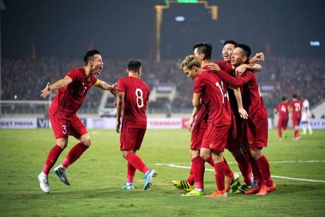 ĐT Việt Nam có thể đá vòng loại World Cup 2022 vào sát Tết Nguyên Đán - Ảnh 1.
