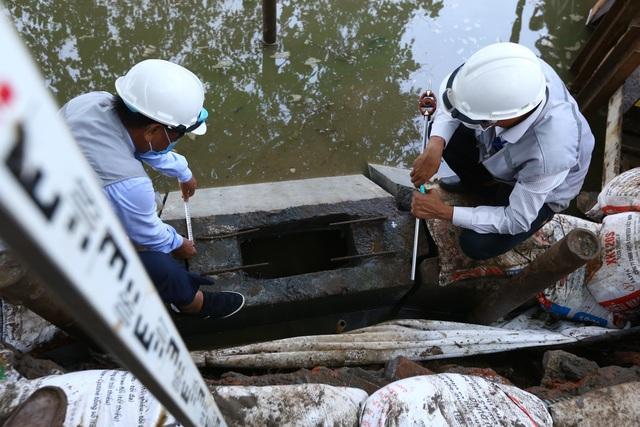 Hoàn thành công trình kè hồ Hoàn Kiếm sau 65 ngày thi công - Ảnh 3.